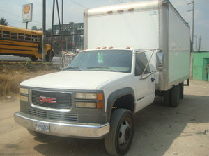 camion chevy 3500 hd