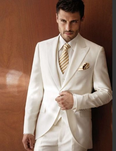 Ivory Colored Mens Dress Shirts