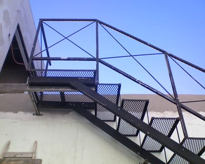 Rectas for Escaleras de material