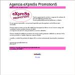 Express promotions