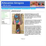 Artesan�as G�ngora