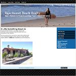 Baja sunset beach realty