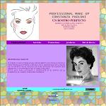 Constanza Paoloni professional make up