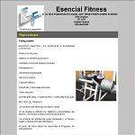 Esencial fitness