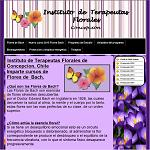 Instituto Terapeutas Florales de Concepcion