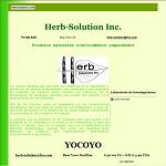 Herb Solution Inc.
