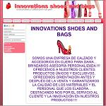 Innovations shoes and bags