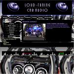 Loud-tuning car audio