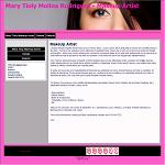 Mary tioly makeup artist