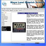 Maya land spanish school