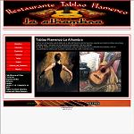 Restaurante tablao flamenco La Alhambra