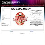 Whatsushi Delivery