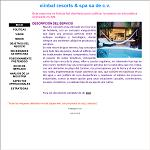 Xiinbal resorts & spa sa de c.v.