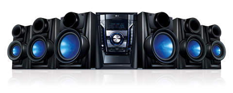 Imagen on Sony Home Theater System
