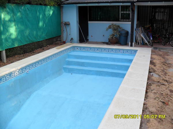 Productos for Piscina 7x3